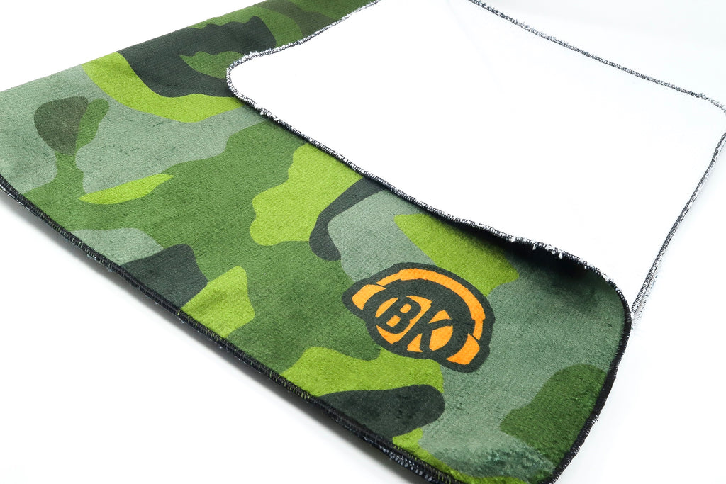 Forest Green Camo - BK Towel