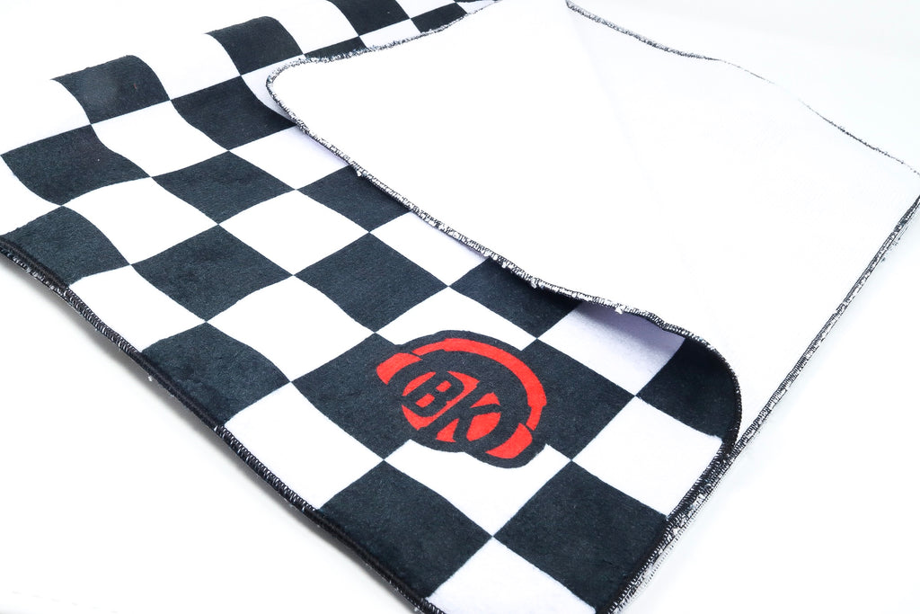 Checkers - BK Towel