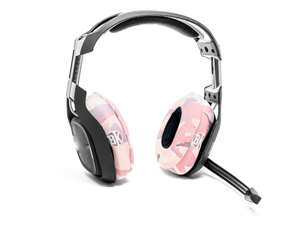 Rose Gold Camo Gaming