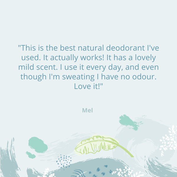 Natural Deodorant Reviews