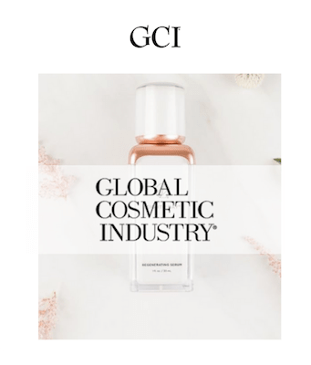 Global Cosmetic Industry - Eighth Day's Regenerating Serum
