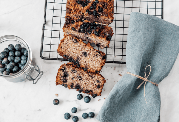 Blueberry Loaf Cake von LoLa's Kitchen
