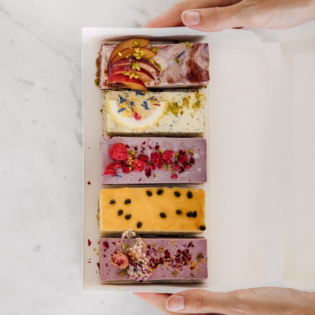 FRUITY Cake Box | 5 St. - LoLa´s Kitchen