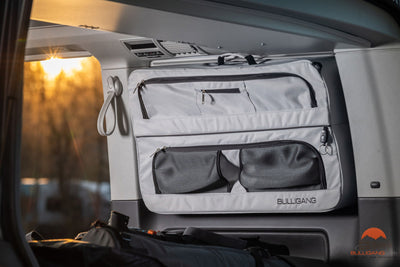 BULLIGANG panniers / window bags VW T5 / T6 for Multivan and California Beach