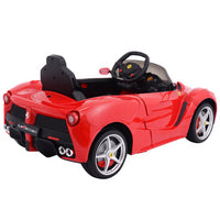 Ferrari LaFerrari Kids Battery Operated Car 12V with Remote