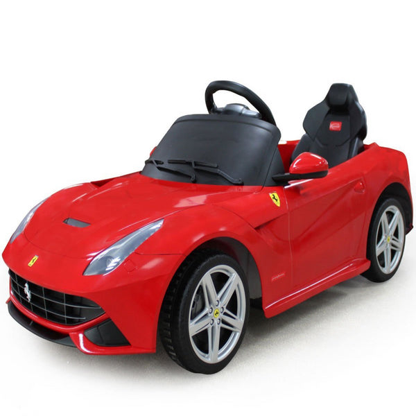 Ferrari F12 Kids Battery Operated Car 12V with Remote
