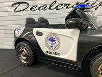 Custom Police Car 12V Kids Ride on Car Battery Operated