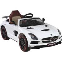 Mercedes Benz SLS AMG Black Series Kids Battery Operated Car with Remote