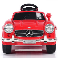 Mercedes 300SL Kids Battery Operated Car with Remote