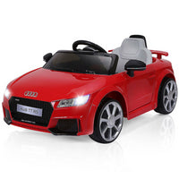 Audi TT RS Kids Battery Operated Car 12V with Remote