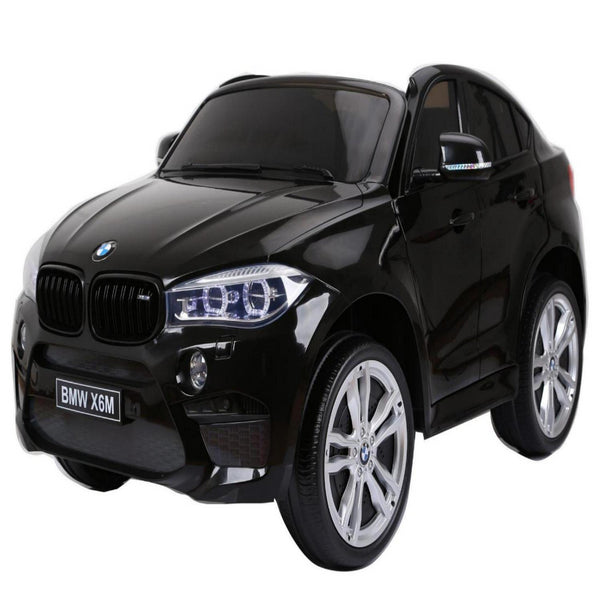 BMW X6M Kids Battery Operated Car 12V with Remote