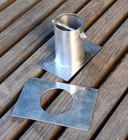Aluminum Installation Kit