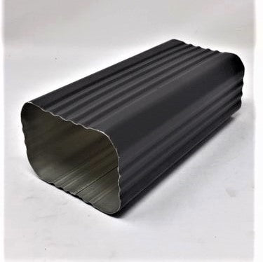 Corrugated Rectangle Downspout