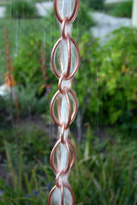 Oval Copper Loop