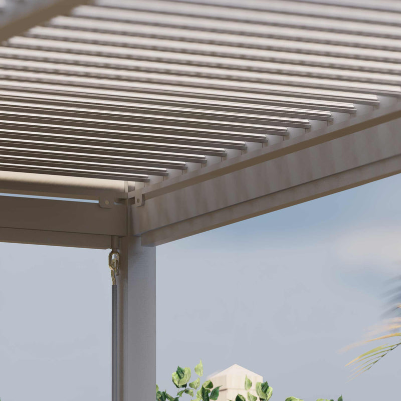 Pre-Order: Pergola 3m x 3m - TALOR Garden Furniture