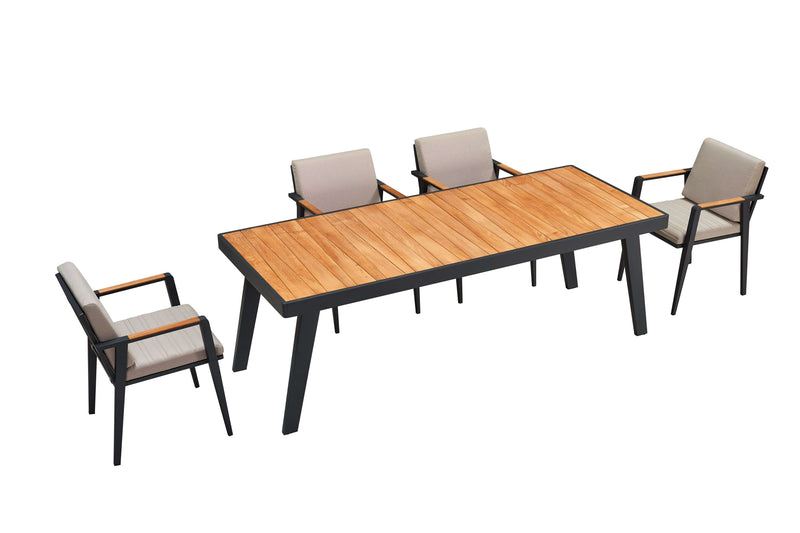 Emoti 6 Seat Dining Set - TALOR Garden Furniture
