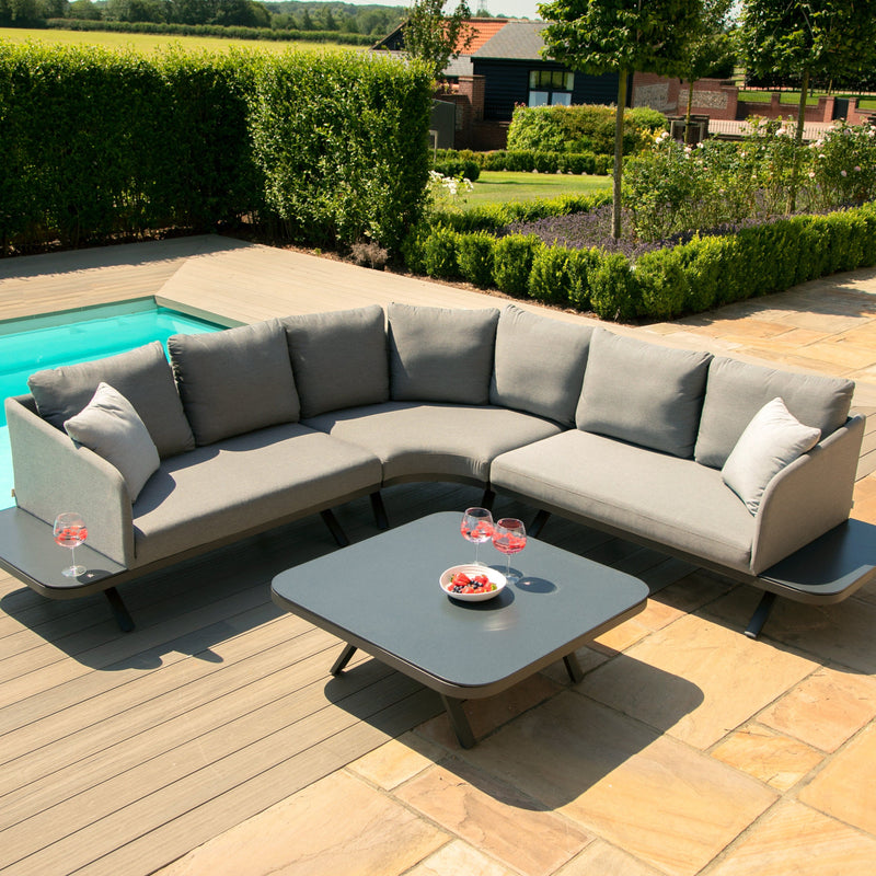 Cove Corner Sofa Set - TALOR Garden Furniture