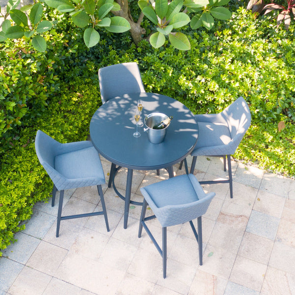 Pre-Order: Regal 4 Seat Bar Set - TALOR Garden Furniture