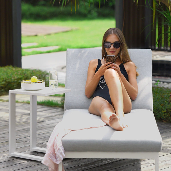 Allure Sun Lounger - TALOR Garden Furniture