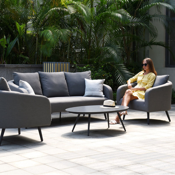 Ambition 3 Seat Sofa Set - TALOR Garden Furniture