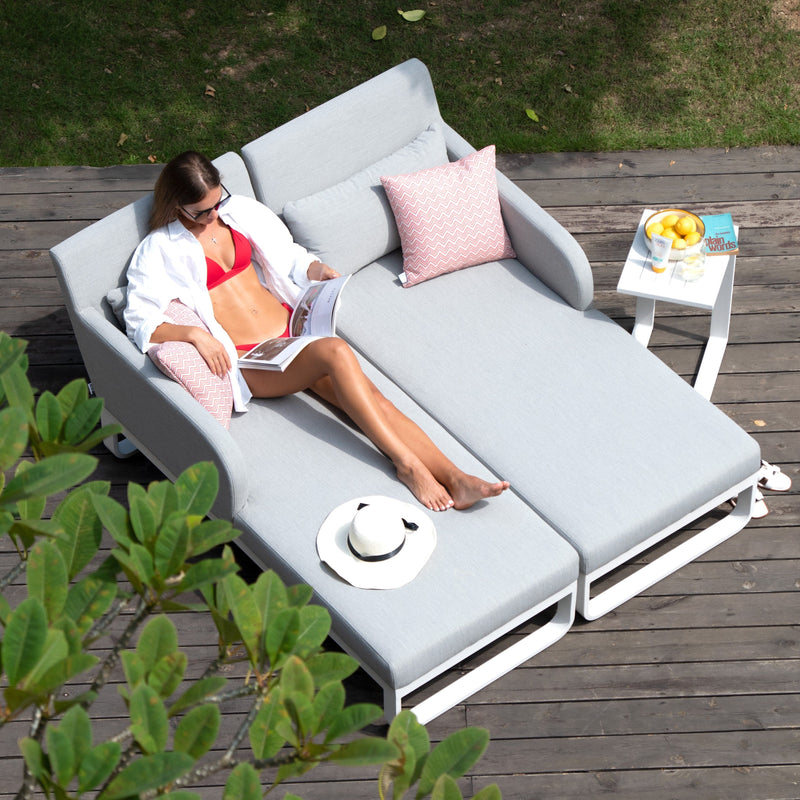 Unity Sunlounger - TALOR Garden Furniture
