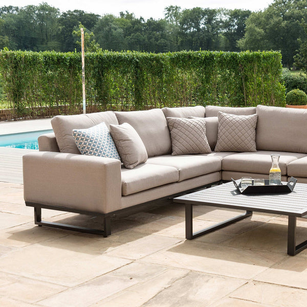 Pre-Order: Ethos Corner Sofa Group - TALOR Garden Furniture