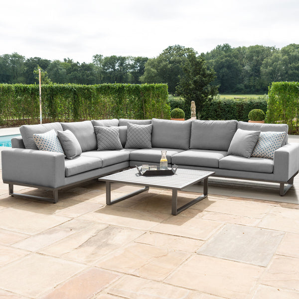 Ethos Large Corner Group - TALOR Garden Furniture