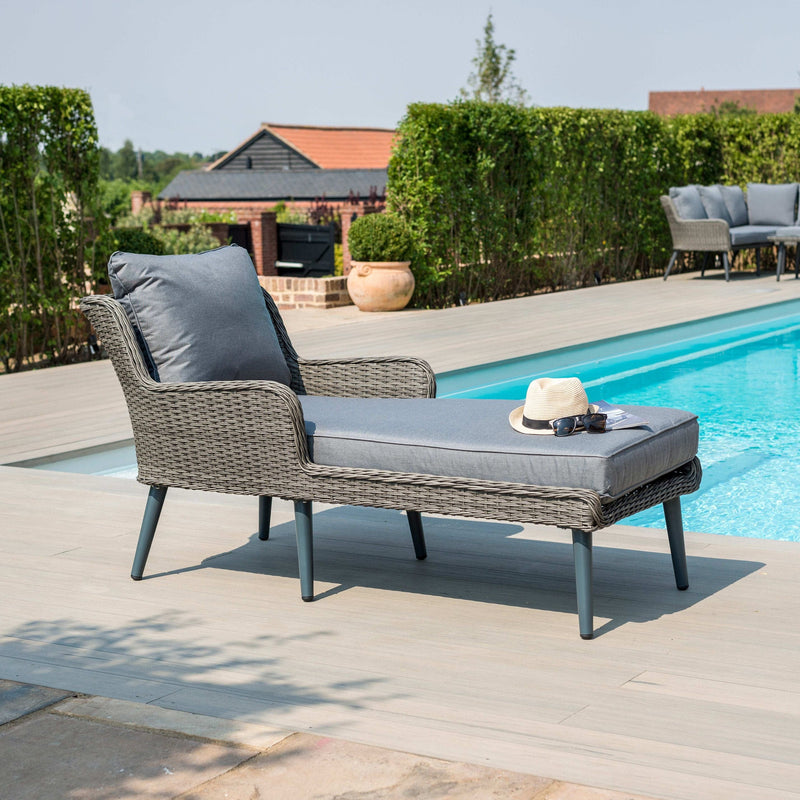 Pre-Order: Florence Sun Lounger - TALOR Garden Furniture