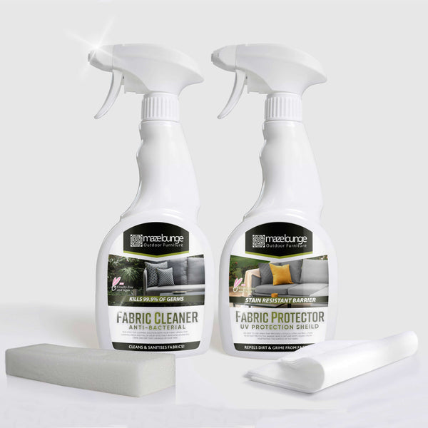 Cleaning Kit and Protector for Outdoor Fabric - TALOR Garden Furniture