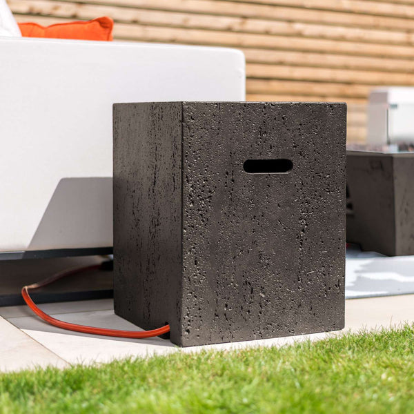 Pre-Order: Square Gas Tank Holder - TALOR Garden Furniture