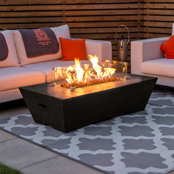 Pre-Order: Gladstone Gas Fire Pit - TALOR Garden Furniture