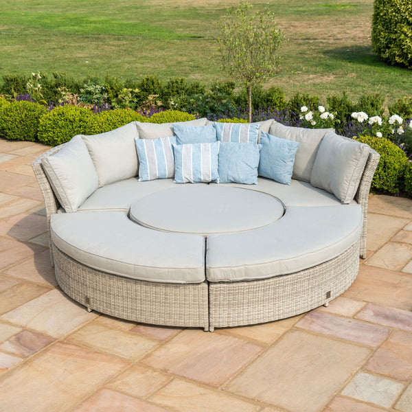 Pre-Order: Oxford Lifestyle Suite With Rising Table - TALOR Garden Furniture