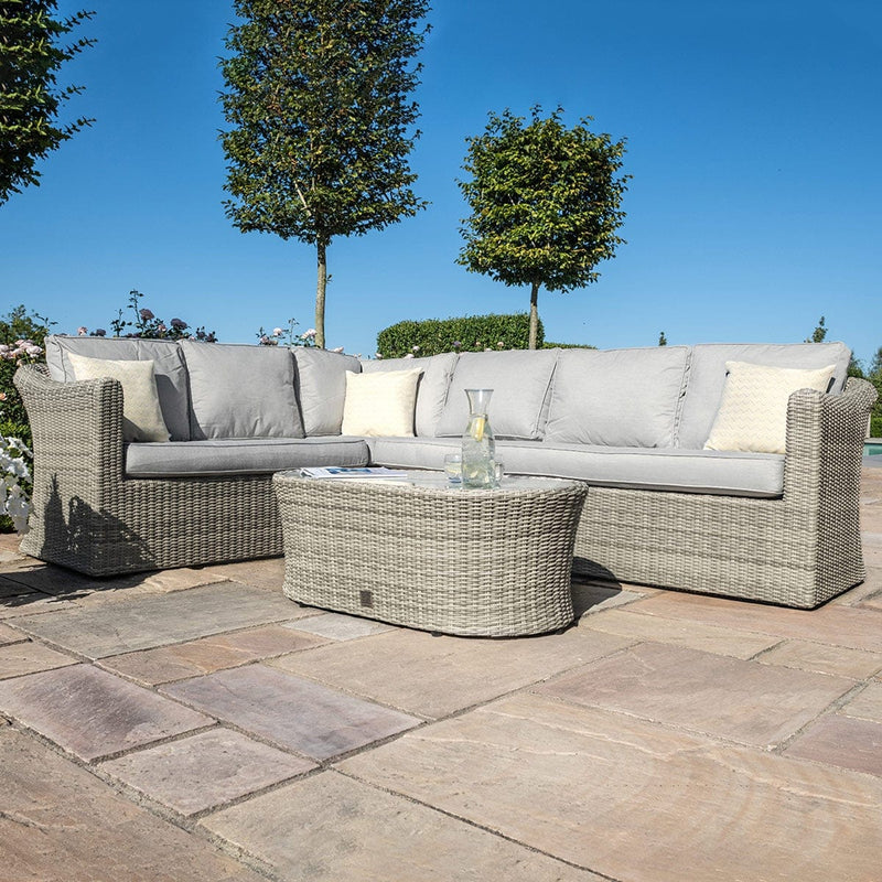 Pre-Order: Oxford Large Corner Group - TALOR Garden Furniture
