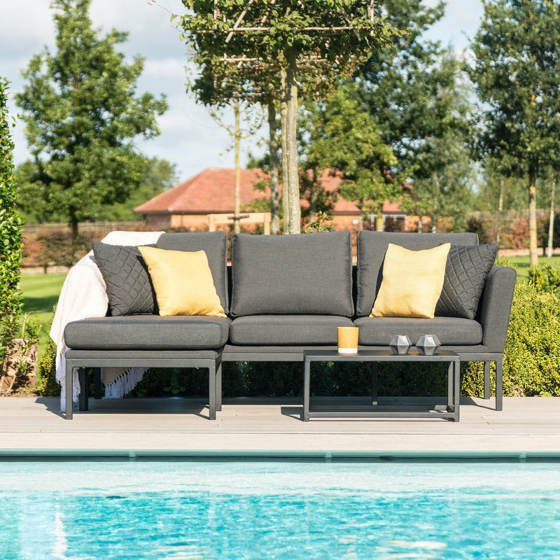 Pulse Chaise Sofa Set - TALOR Garden Furniture