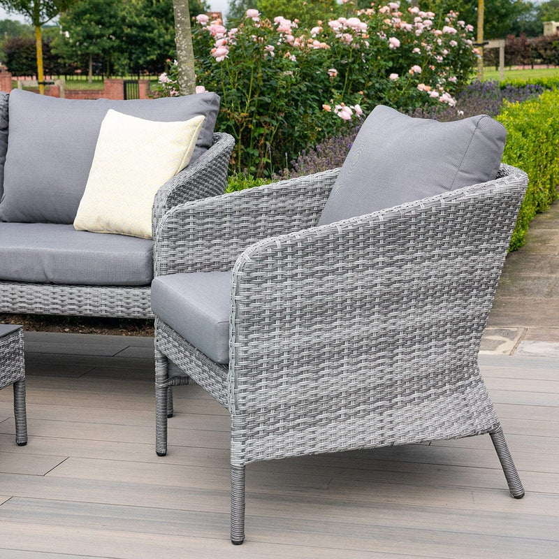 Pre-Order: Santorini 2 Seat Sofa Set - TALOR Garden Furniture