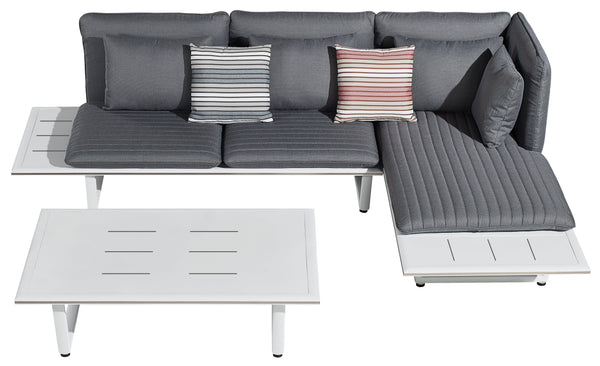 Sophia Chaise Sofa Set - TALOR Garden Furniture