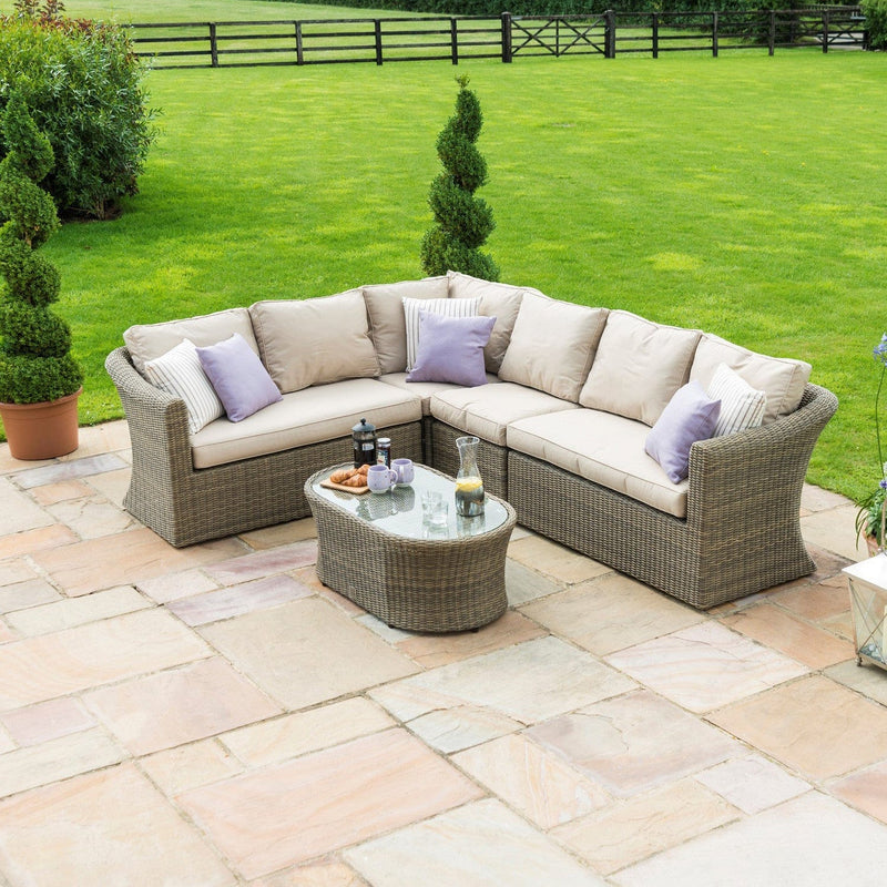 Pre-Order: Winchester Large Corner Group - TALOR Garden Furniture