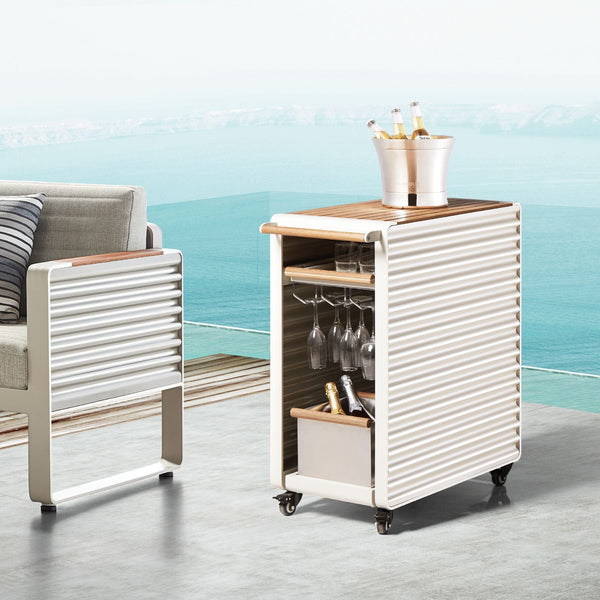 Airport Dining Cart - TALOR Garden Furniture