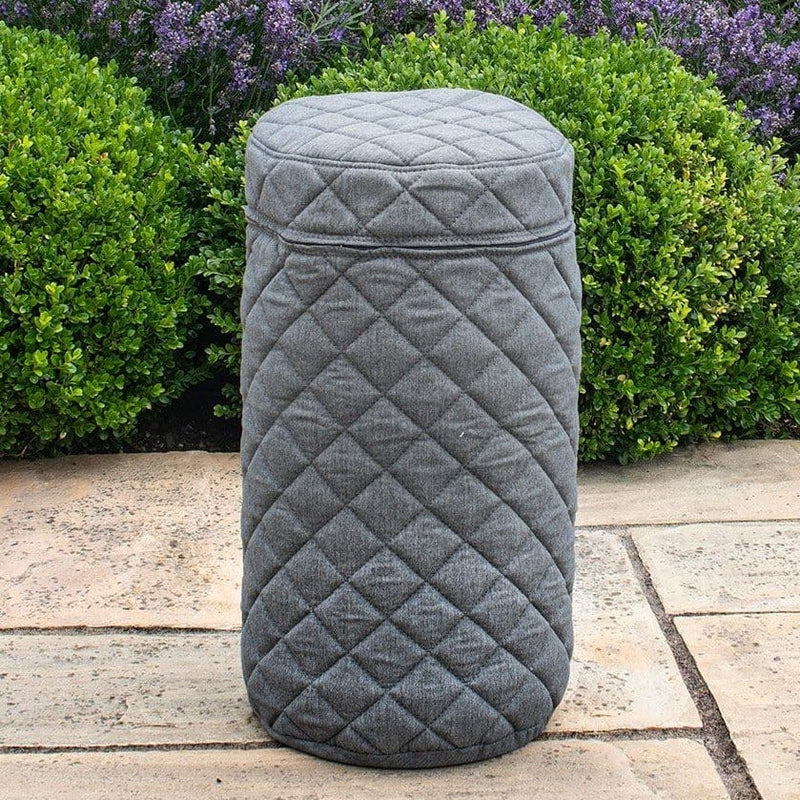 Outdoor Fabric Quilted Gas Bottle Cover - TALOR Garden Furniture