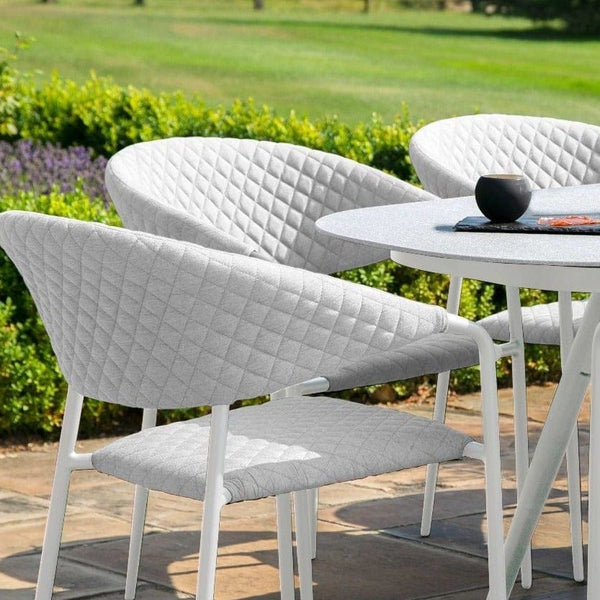 Pre-Order: Pebble 8 Seat Oval Dining Set - TALOR Garden Furniture