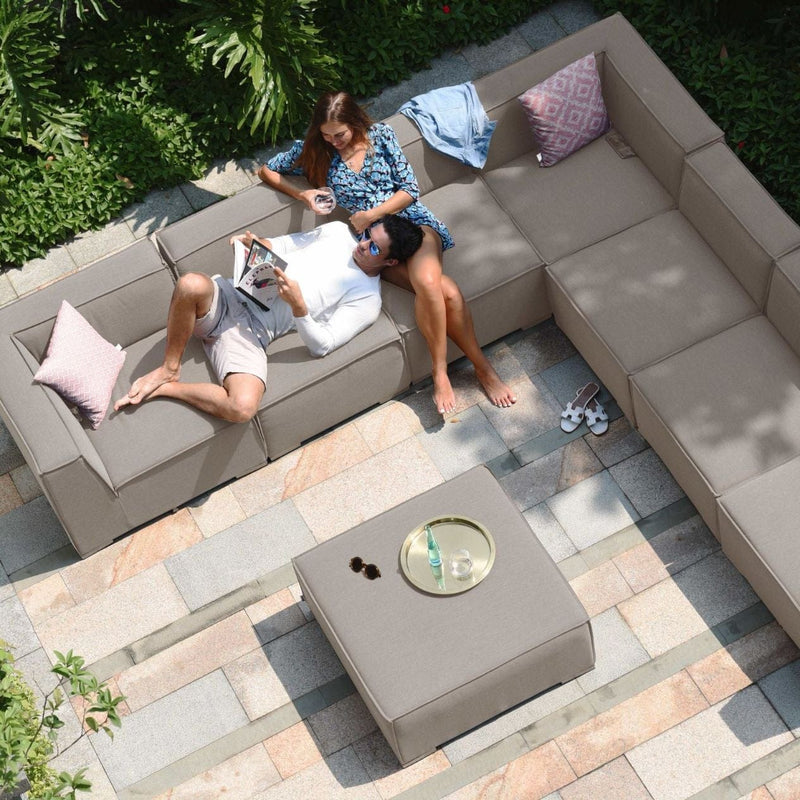 Apollo Large Corner Sofa Group - TALOR Garden Furniture