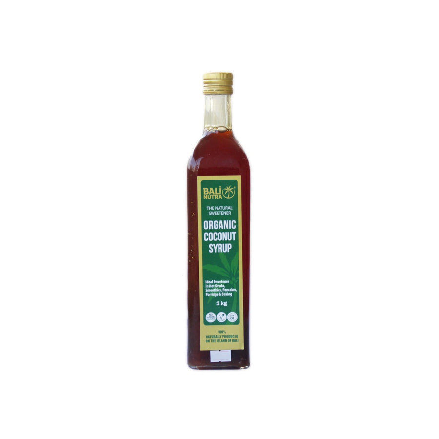 Organic Coconut Syrup Bali Nutra 1 ltr