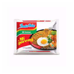 Fried Noodles Instant Indomie 5 Pcs/Pack