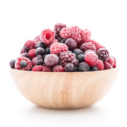 Mixed Berries Frozen 1 Kg
