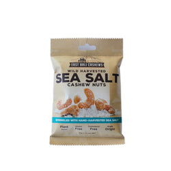 Cashew Nuts Sea Salt East Bali Cashews 35 gr