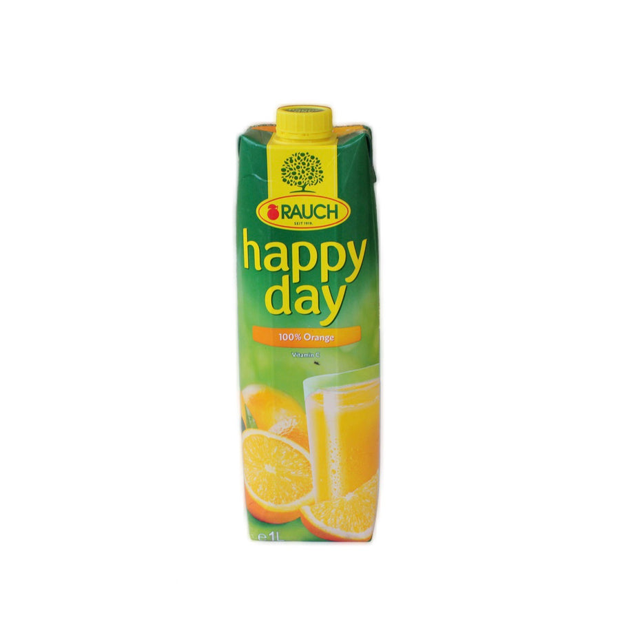 Juice Orange Happy Day 1 Ltr