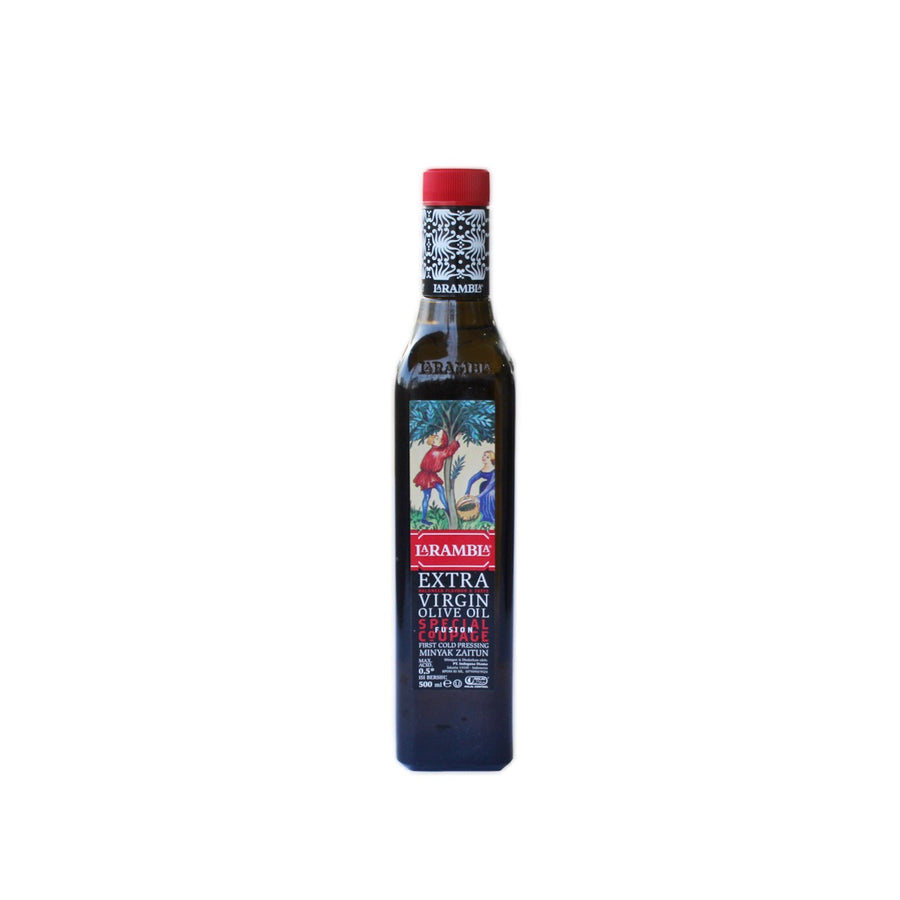 Olive Oil Extra Virgin Special Coupage La Rambla 500 ml