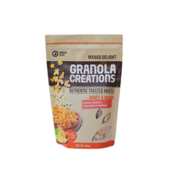 Honey & Mango Granola Creations 400 gr