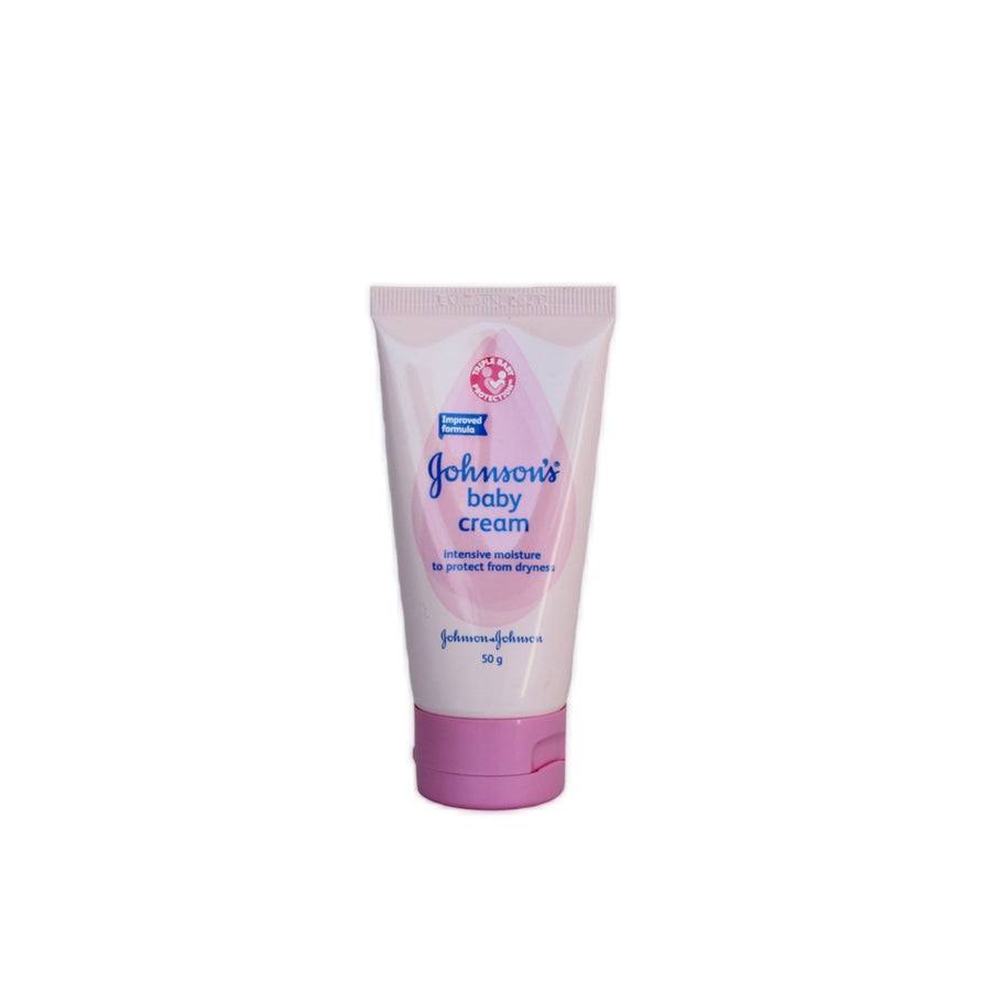 Baby Cream Johnsonv & Johnson