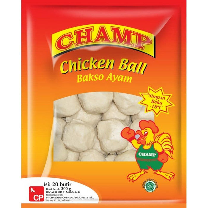 Chicken Ball Champ 250gr